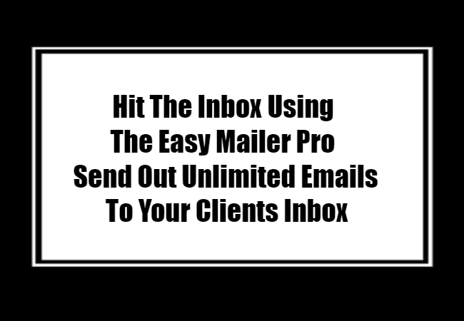 EASY MAILER PRO | MASS EMAIL SOFTWARE | BULK EMAIL SOFTWARE | EMAIL SENDER SOFTWARE