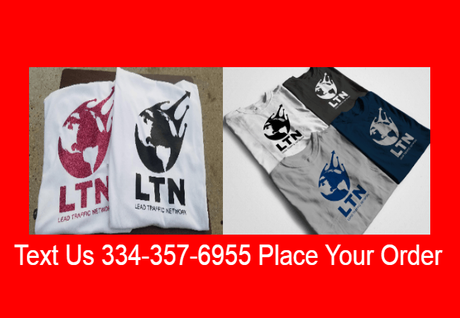 LTN Brand T-Shirts | Support The Movement | Steve Datoolguy
