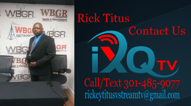 Contact Us Rick Titus 301 485 9077 💥 Ixqtv Review