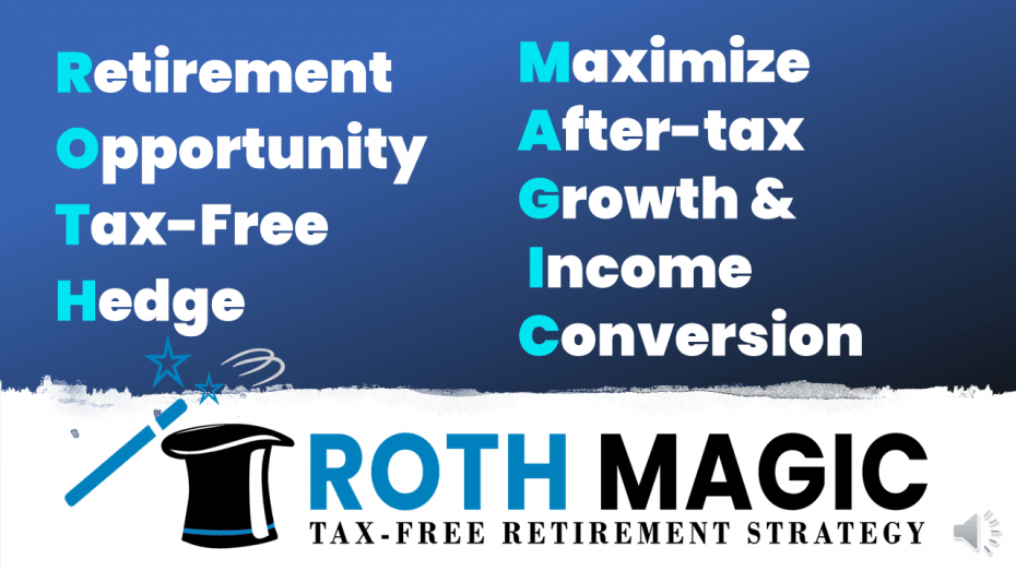 Top 4 Reasons To Make Your IRA or 401k Tax Free
