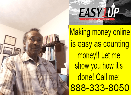 CALL 888-333-8050 JOHNNIE - EASY 1UP REVIEW - MAKE MONEY ONLINE 2019