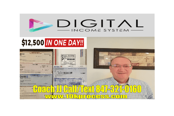 CALL TEXT 847-321-0160 | DIGITAL INCOME SYSTEM REVIEW | DIGITAL INCOME SYSTEM PROOF