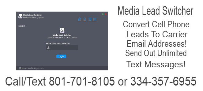 How To Send Out Text Messages For FREE | SMS Lead Network | SMS Phone Leads