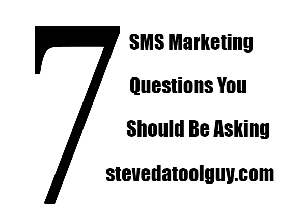 How Do You Use SMS Marketing | Is SMS Marketing Effective | What Does SMS Stand For