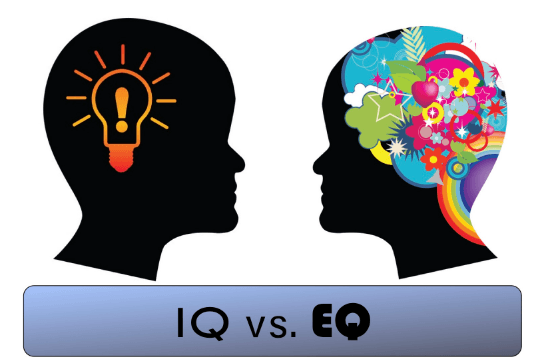 I knew about my IQ But  If Your An Entrepreneur You Must Understand Your EQ!