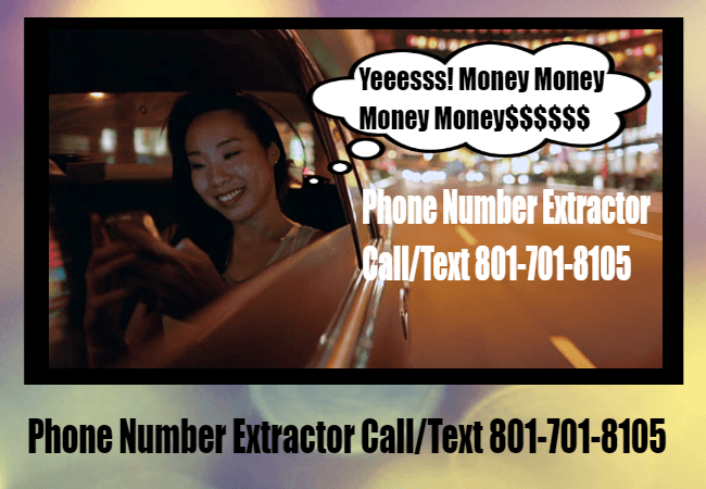 **NEW** Phone Number Extractor | Mobile Phone Extractor | SMS Software