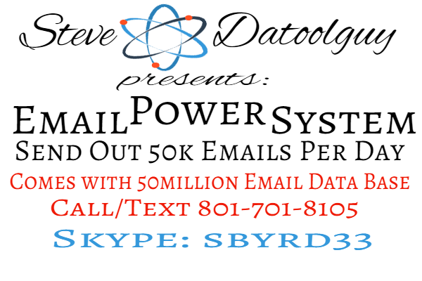 **NEW** Bulk Mailer Software | Mass Mailer | Send Up To 50,000 Emails Per Day