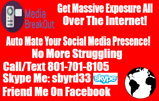 Call 801-701-8105 Text | How To Automate Your Social Media | Social Media Software | Steve Datoolguy