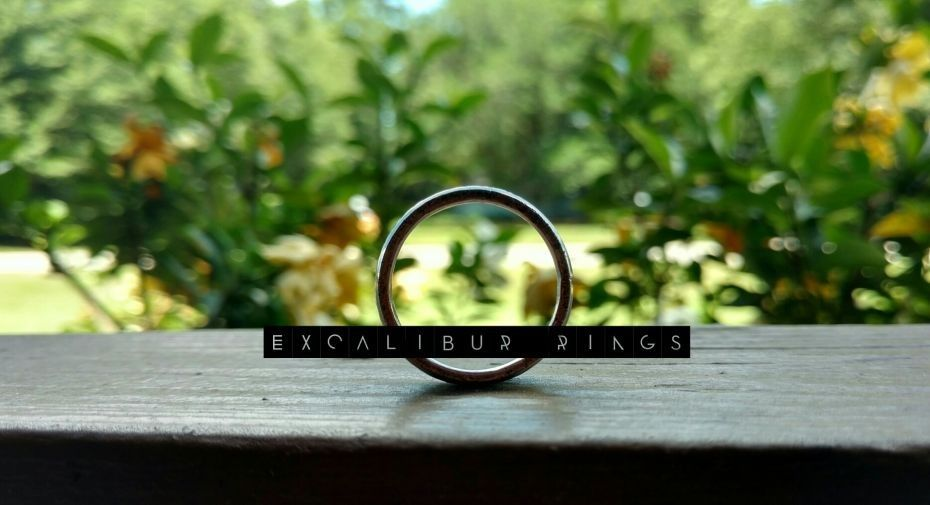 ExcaliburRings - Presidential Gold Dollar Coin Rings - Take a Piece of History With You Wherever You Go