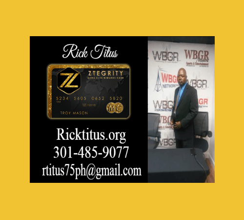 CALL TEXT 301-485-9077 | ZBLACKCARD MASTER CARD | ZTEGRITY BLACKCARD OPPORTUNITY REVIEW