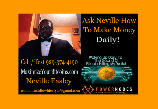 CALL TEXT NEVILLE 929-374-4190 | POWERNODES REVIEW | MIZE NETWORK REVIEW